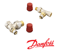 Danfoss Thermostatventile