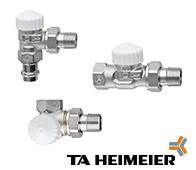 Heimeier Thermostatventile V-Exact II