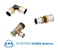 KAN-therm Pressfittings