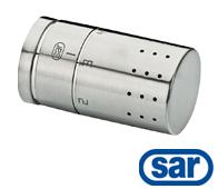 SAR Thermostatköpfe