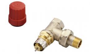 """Danfoss Thermostatventil RA-N 10 3/8"""" mit Voreinstellung, Eckform"""