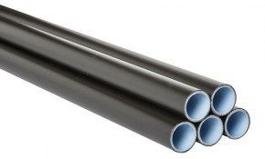 GEBERIT Mepla Rohr 50 x 4 mm - DVGW-geprüft - Stange 1 m