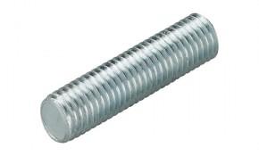 Gewindestift M10 x 200 - Stahl verzinkt nach DIN 976 (10 Stück)