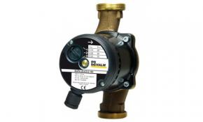 Umwälzpumpe BUPA 20-4 U 150 mm, Bronze, als Trinkwasserzirkulation Pumpe