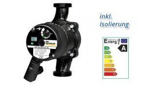 Halm Umwälzpumpe HEP Plus 25-6.0 E 180 mit Digitalanzeige der Pumpenleistung