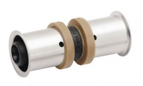 KAN-therm Pressfitting Muffe/Kupplung PPSU 32 mm