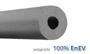 Kautschuk-Isolierung 100% nach EnEV 15 x 20 mm, Länge 2 m