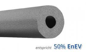 Kautschuk-Isolierung 50% nach EnEV 22 x 10 mm, Länge 2 m