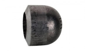 Klöpperboden mit V-Kante nach DIN EN 10253-1 / 33,7 x 3,0 mm