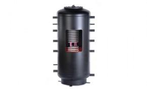 TWL Hygiene Kombispeicher 1000 Liter mit 1 Wärmetauscher ohne Isolierung
