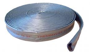 Vlies Isolierschlauch 70 x 4 mm Länge 25 m