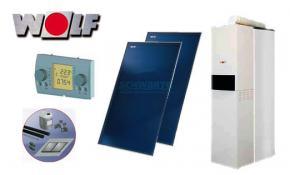 wolf gas solar zentrale csz 20 300 2 x topson f3 1 bm. Black Bedroom Furniture Sets. Home Design Ideas