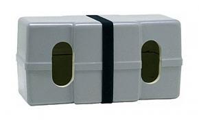 Wärmedämmung zum Wärmetauscher Typ: 10-20 Halbschalen 2 x 20 mm