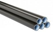 GEBERIT Mepla Rohr 16 x 2,25 mm - DVGW-geprüft - Stange 0,5 m