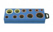 HAAS Universal-Dichtungs-Sortiment für Gas- und Wasserinstallation - Nr. 9000 - 206-teilig