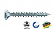 SPAX Universalschraube, Vollgewinde WIROX mit Senkkopf PZ2 4,5 x 35 mm (500 Stück)